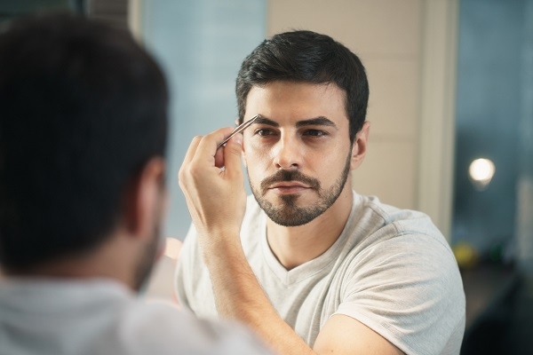 MANSCAPING Trimming Eyebrow For Body Care